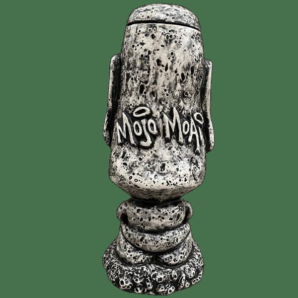 Back - Mojo Moai - D. Cerva - 1st Edition