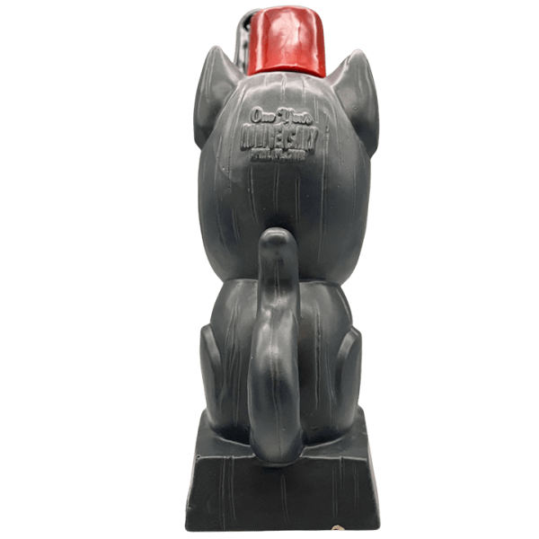 Back - Tiki Cat With Fez Decanter - TikiCat - Limited Edition