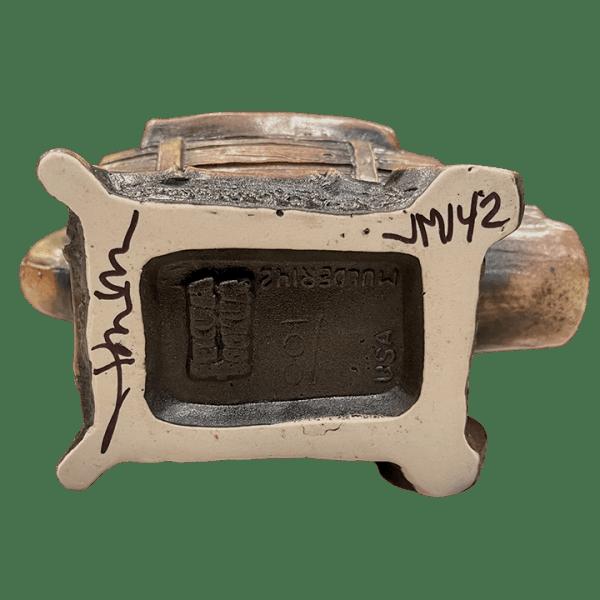 Bottom - Dr. BBQ Barrel Smoker Mug - Burnt Ends Tiki Bar - 1st Edition