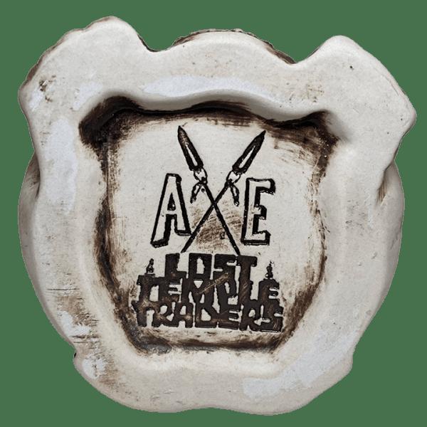 Bottom - Kaduku Witch Doctor Mug - Lost Temple Traders - Bone Edition