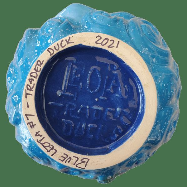 Bottom - Madame Leota - Frankie's Tiki Room - 2nd Edition (Blue)