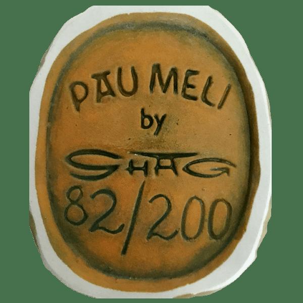 Bottom - Pau Meli - Max's South Seas Hideaway - AvocadoOrange Edition