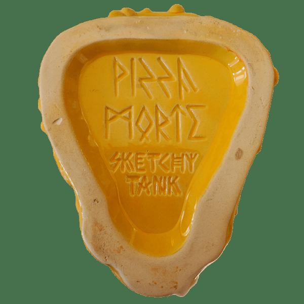 Bottom - Pizza Morte Skull – Munktiki Imports – 36 Fl. Oz. Edition