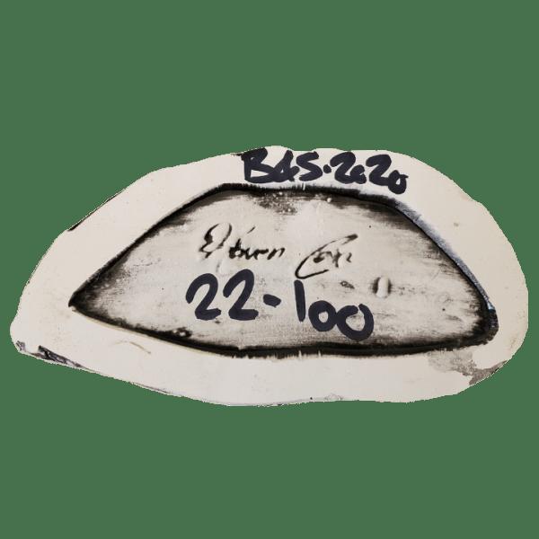 Bottom - Zombie Mug - Haven Cove Customs - Bone Matte Edition