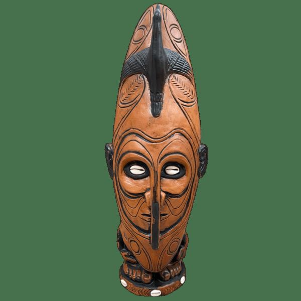Front - Big Papua - D. Cerva - Artist Proof Edition