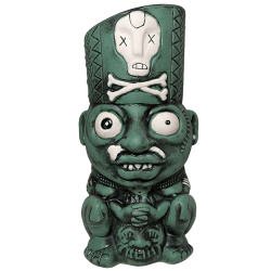 Front - Kaduku Witch Doctor Mug - Lost Temple Traders - Green Edition