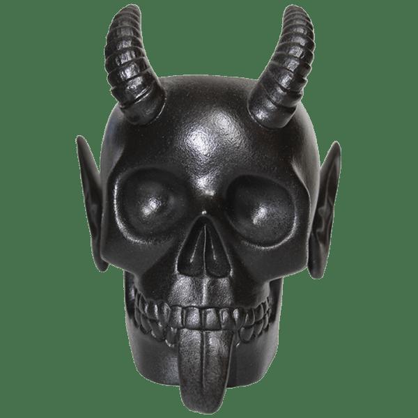 Front - Krampus Skull - Munktiki - Black Friday Edition