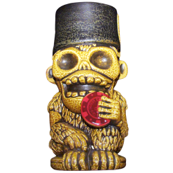 Front - Lucky Monkey - Munktiki - Limited Edition