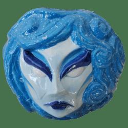 Front - Madame Leota - Frankie's Tiki Room - 2nd Edition (Blue)