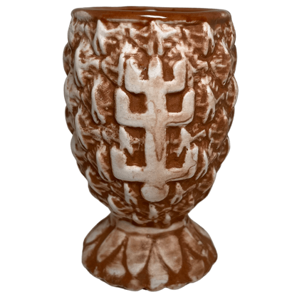 Front - Pineapple Shot Glass - Plantation Rum - Open Edition