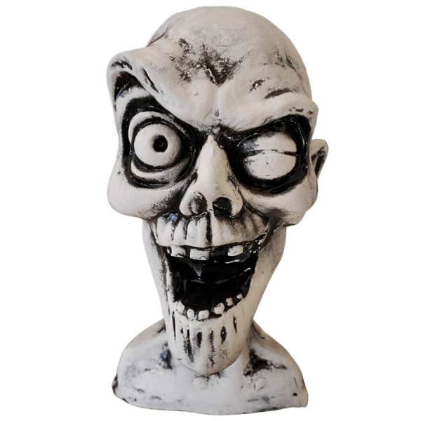 Front - Zombie Mug - Haven Cove Customs - Bone Matte Edition