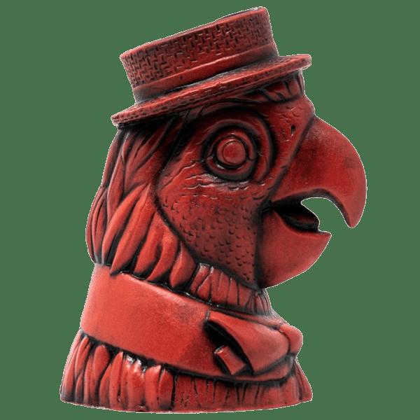 Side - Barker Bird - Trader Nic's - Lava Edition