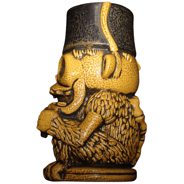 Side - Lucky Monkey - Munktiki - Limited Edition