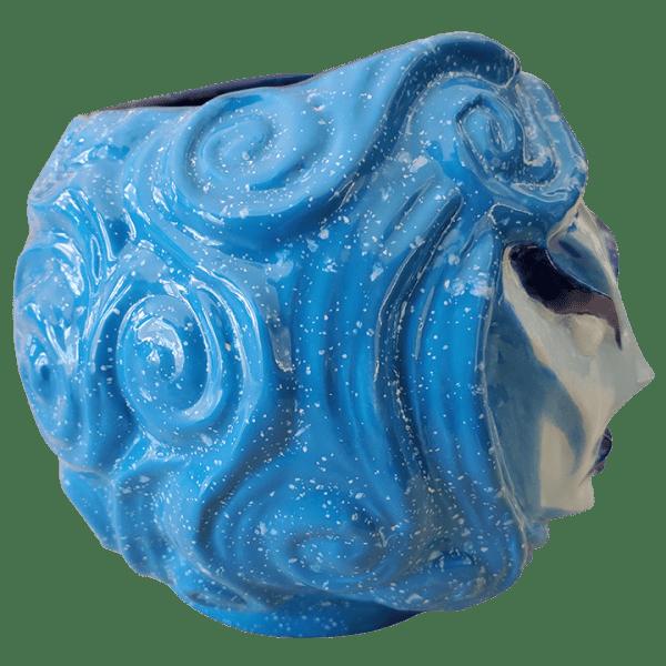Side - Madame Leota - Frankie's Tiki Room - 2nd Edition (Blue)
