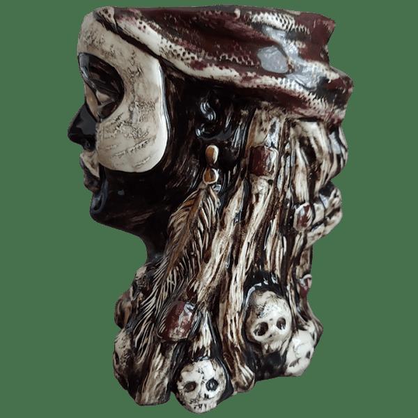 Side - Maman Brigitte - Kin Pottery - Open Edition