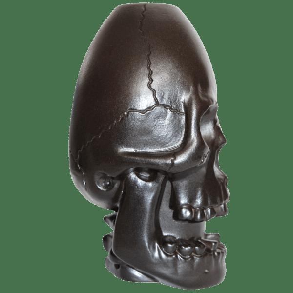 Side - Never Say Die Mutant Skull - Munktiki - Black Friday Edition
