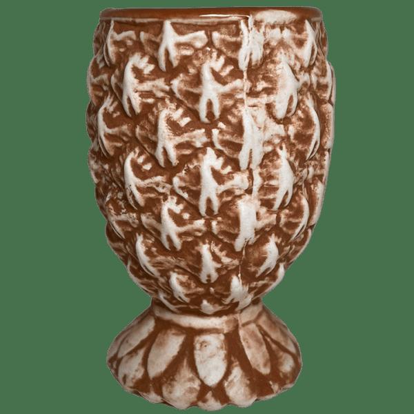 Side - Pineapple Shot Glass - Plantation Rum - Open Edition