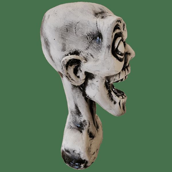Side - Zombie Mug - Haven Cove Customs - Bone Matte Edition