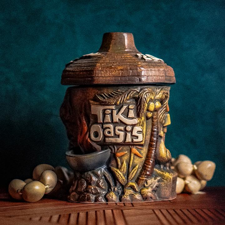 Tiki Oasis Mug Giveaway (v2)