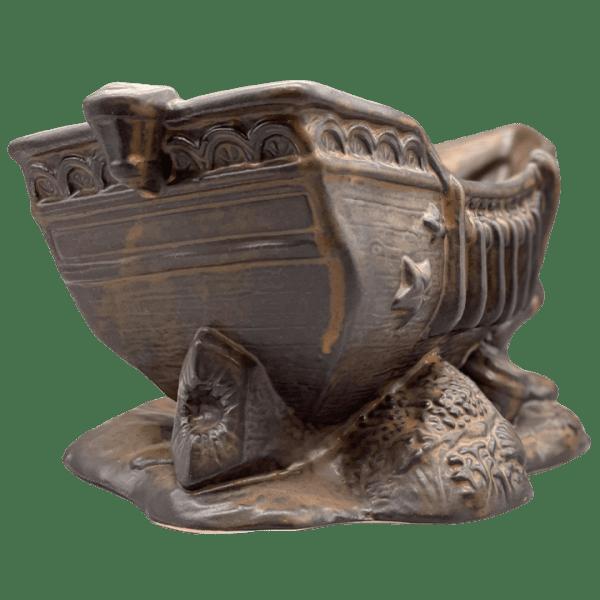 Back - Armada Geddon Shipwreck Mug - Tiki Farm - 1st Edition