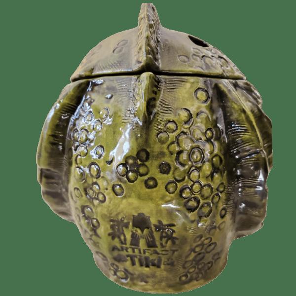 Back - Creature Mug - Artifact Pottery - Dark Green Edition