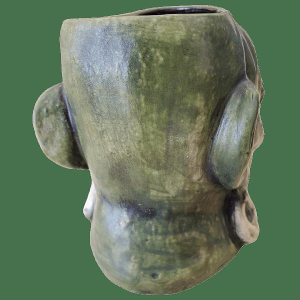 Back - Headhunter Mug - Chantiki - Green Edition