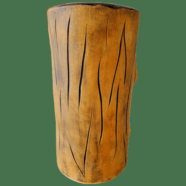 Back - Moai Mug - TH Tiki - Harvest Gold Edition