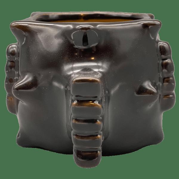 Back - Puffer Fish Full Size Stacker Mug - Munktiki Imports - Black Friday Edition