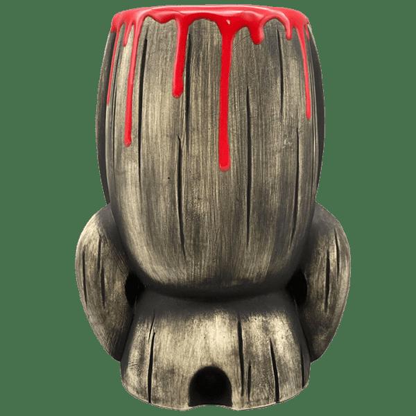 Back - Sun-E the Mug - Munktiki - Lava Drip Edition