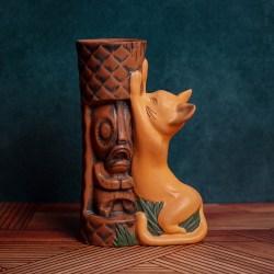 Bad Kitty Mug Designed By Doug Horne