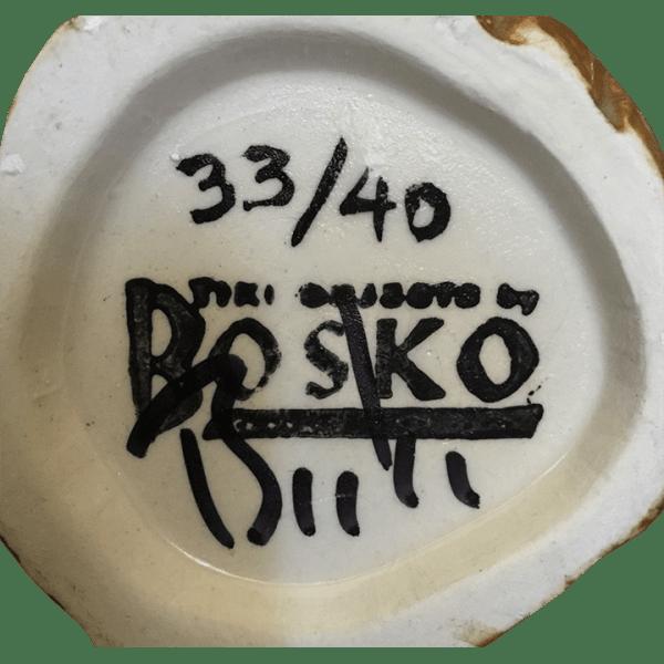 Bottom - Cannibal Trio Eater Mug - Bosko - Limited Edition