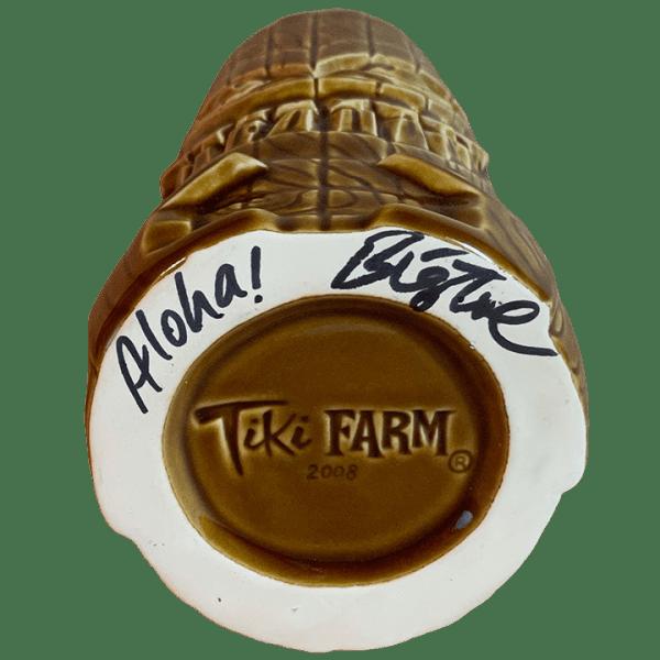 Bottom - Crazy Niho - Tiki Farm - Brown Edition