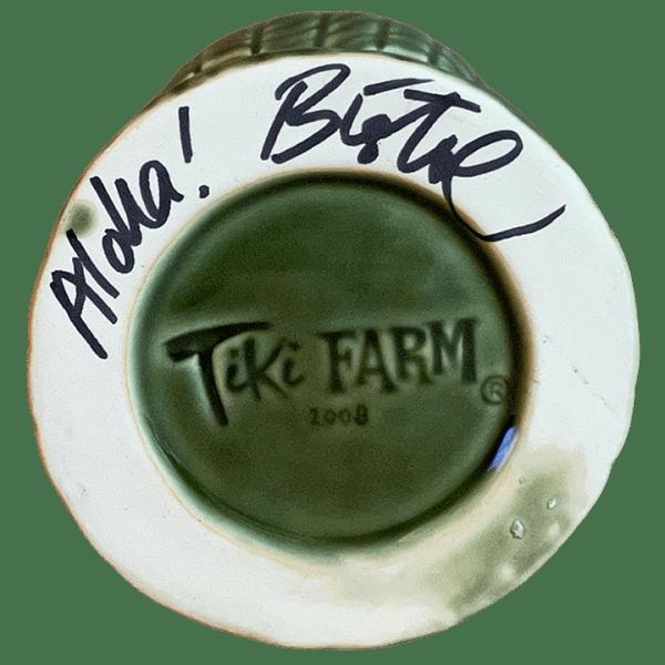 Bottom - Crazy Niho - Tiki Farm - Green Edition