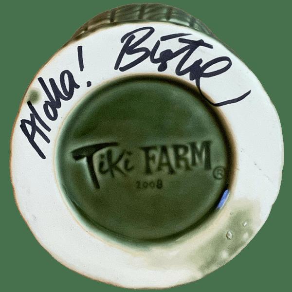 Bottom - Leno - Tiki Farm - Green Edition