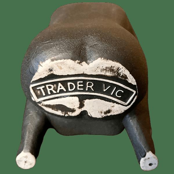 Bottom - Suffering Bastard (Mai Tai Joe) - Trader Vic's - Original Mug