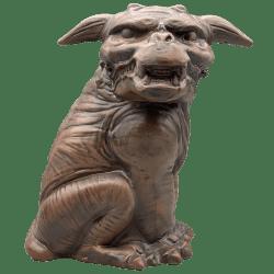 Front - Ghostbusters Terror Dog Mug - Middle of Beyond - Bronze Variant
