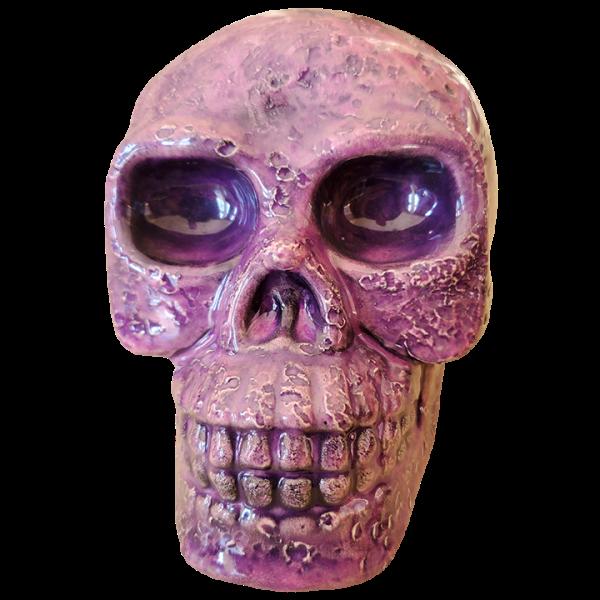 Front - Ka Mua Skull - Kaku Kaku - Haunted Mansion Purple Edition