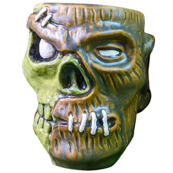 Front - Leatherface Zombie - Walden Tiki - 1st Edition