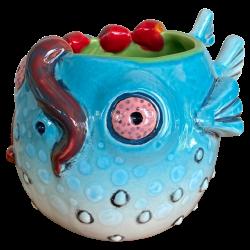 Front - Little Puff - TikiRob - Crazy Octopus Edition
