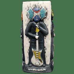 Front - Los Straitjackets Mug - Shameful Tiki Room - Limited Edition