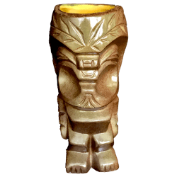 Front - Monkeypod Ku - Desert Oasis Room - Lava Green Edition