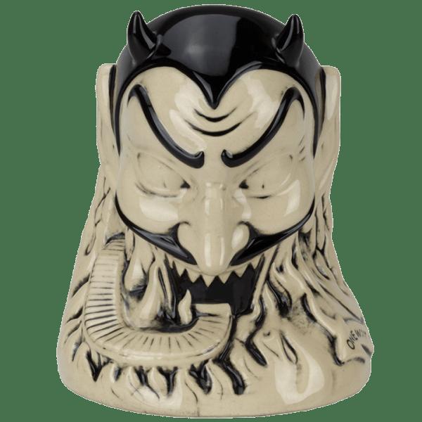 Front - Ol' Scratch Designer Series Mug - Mondo - Black Variant