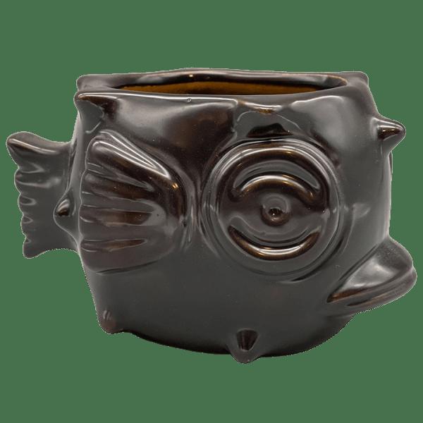Front - Puffer Fish Full Size Stacker Mug - Munktiki Imports - Black Friday Edition