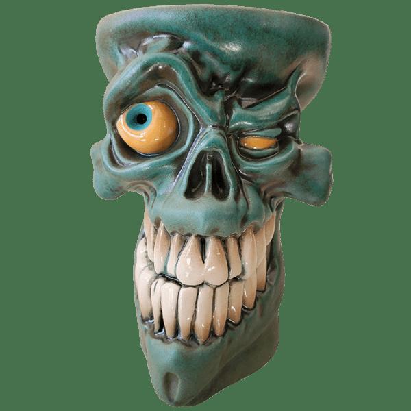 Front - Seducer Mug - Jerk Kustoms - Green Edition