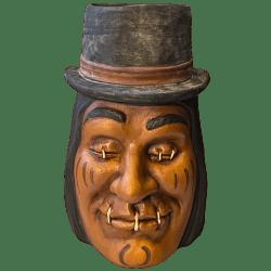Front - Shrunken Salesman - Shrunken Monkey - 1st Edition