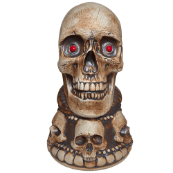 Front - Skulltower Mug - Lost Temple Traders - Limited Edition