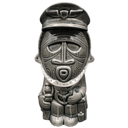 Front - Squid's Tiki Travelers The Captain - Tiki Bauer - Open Edition