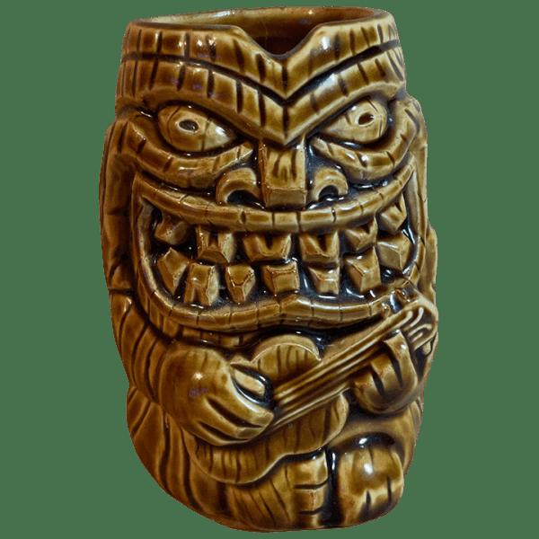 Front - Ukulolo - Tiki Farm - Brown Edition