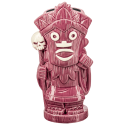 Front - Witch-Doctor (Scooby Doo) - Geeki Tikis - 1st Edition