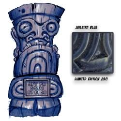 MugShot in Jailbird Blue Concept Art